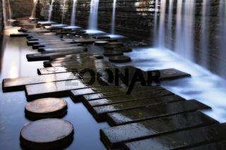 Wassergarten, Landsweiler-Reden, Saarland, Germany