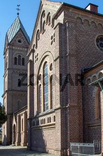 kirche sankt stephanus in hitdorf