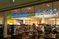 Branch of the bookstore Thalia Buecher GmbH in Berlin