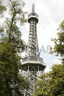 Petrin Lookout Tower, Prague - Czech Republic