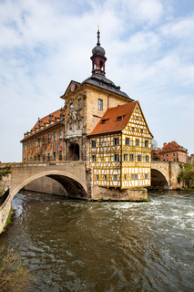 Town hall in Bamberg