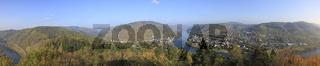 Panoramablick vom Prinzenkopf
