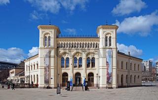 Friedensnobelpreis Center Oslo Norwegen / Nobel Peace Center Oslo Norway