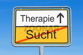 Sucht und Therapie