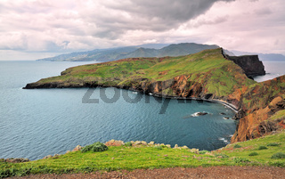 Küste Insel Madeira