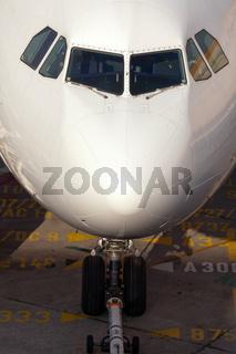 Cockpit vom A 330
