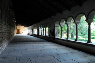 Kreuzgang Kloster Allerheiligen in Schaffhausen