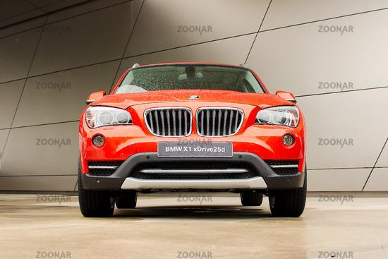 New generation BMW X1