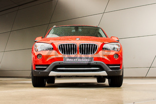 New generation BMW X1