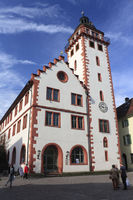 Town Hall, Mosbach, Germany