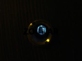 Türspion / door viewer