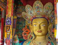 Buddha Maitreya, Ladakh
