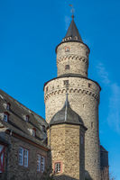 Hexenturm, Witches Tower in Idstein, Taunus, Hesse, Germany