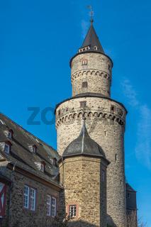 Hexenturm in Idstein, Taunus, Hessen, Deutschland