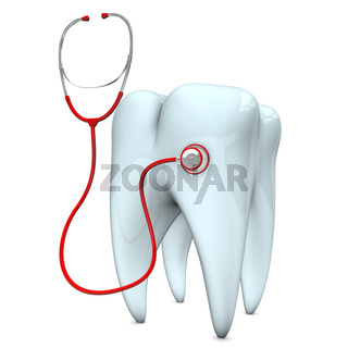 Stethoscope Tooth