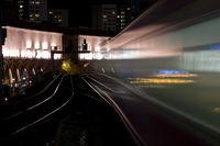 Train Station Berlin Alexanderplatz