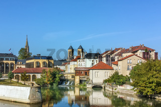 View of Metz, France
