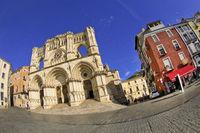 Cathedral of Cuenca, Cuenca, Castilla La Mancha, Spain, Europe