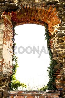 Ruinenfenster