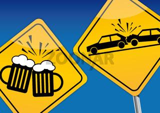 Alkohol am Steuer, Verkehrskontrolle, Sicherheit