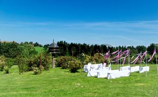 Beautiful Outdoor Wedding Location