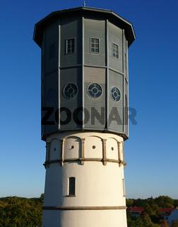 Kopf des Wasserturms Gütersloh