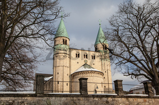 Stiftskirche St. Cyriakus Gernrode im Harz