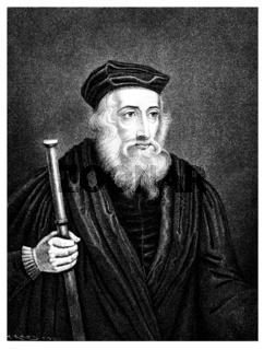 John Wycliffe or Wyclif, Wycliff, Wiclef, Wicliffe, or Wickliff