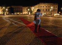 Tangotänzer am Bebelplatz