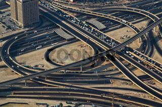 Dubai Verkehr