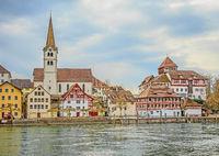 Diessenhofen, Kanton Thurgau, Schweiz