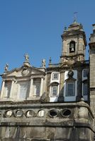 Sao Francisco Church in Porto - Portugal