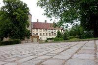 mittelalterliche Wasserburg Schloss Rheda
