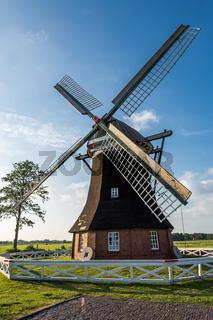 Tjaden Mühle, Ostfriesland, Deutschland