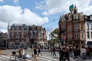 Stadtbild von Amsterdam