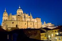 New Cathedral of Salamanca, Salamanca, Spain