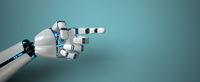 Humanoid Robot Hand Hint