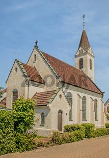 Evangelische Kirche, Bad-Buchau am Federsee