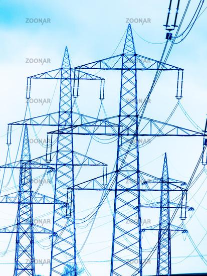 power pole symbol photo
