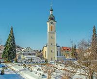 Pfarrkirche St. Gallus, Scheidegg