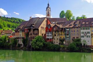 Laufenburg am Oberrhein
