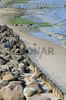 Ufer Befestigung