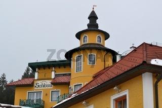 Hotel Guglwald - Schlossansicht