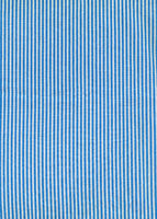 Blue striped tablecloth background texture