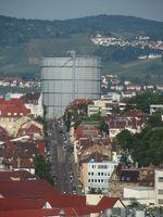gas boiler in Stuttgart Bad Cannstatt