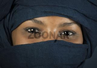 Tuareg Maedchen