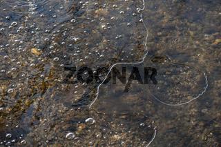 Laacher See CO2 Blasen