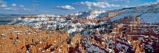 Panorama Bryce canyon national park