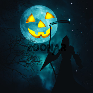 Happy Halloween. Abstract horror backgrounds for your design