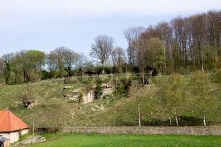 Steinbruch am Kloster Dalheim, Deutschland